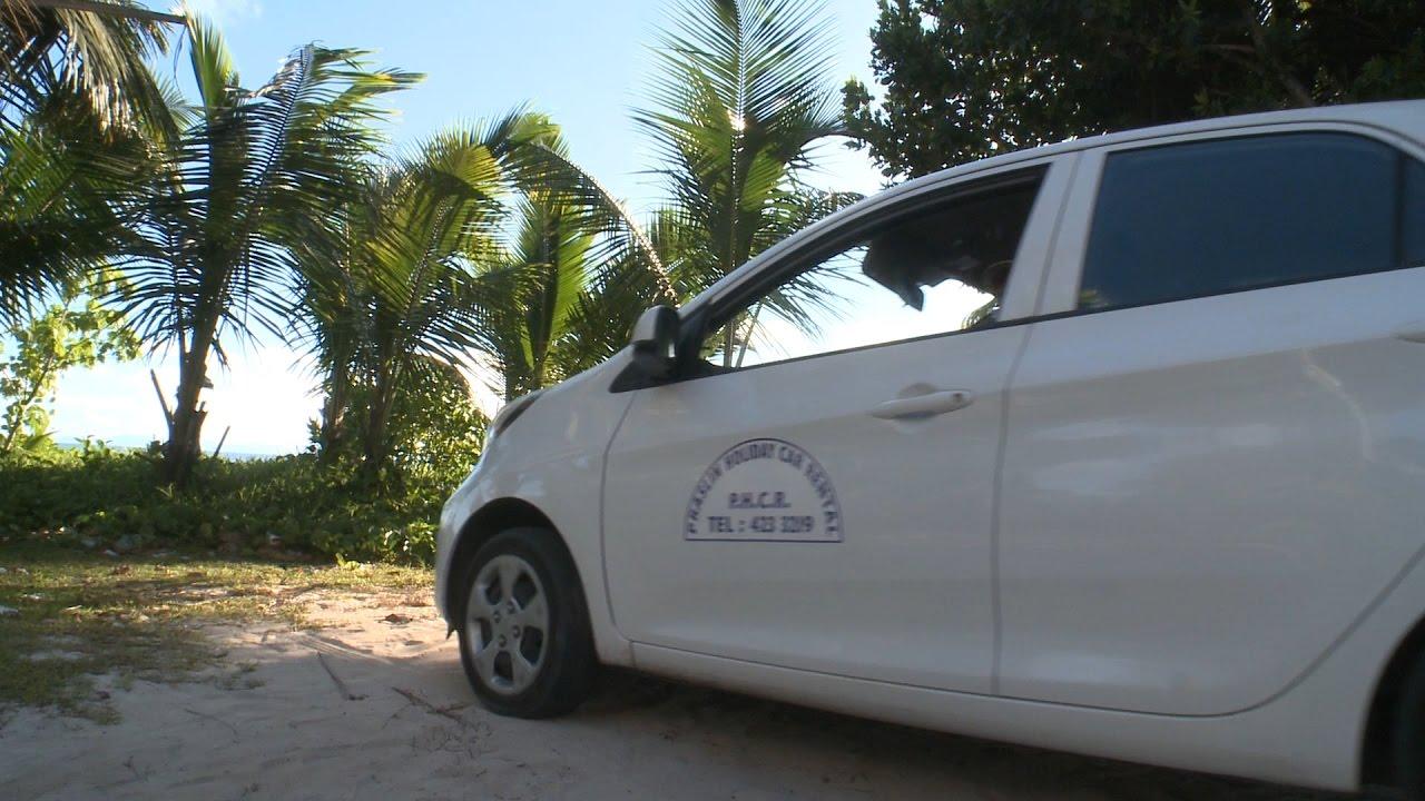 Car Rental Praslin Seychelles
