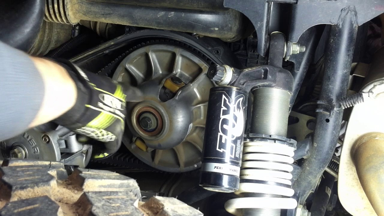 Using Your AA RZR & Ranger Belt Removal Tool