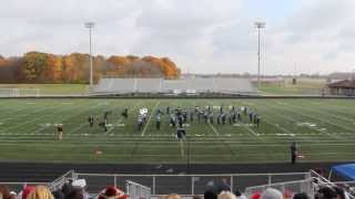 Adena High School 2013 OMEA State Marching Band Finals