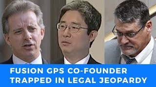Fusion GPS founder trapped in legal jeopardy, bets on Democrat midterm win to bury Russia hoax