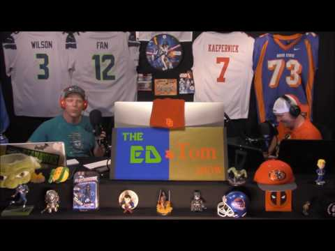 The Ed and Tom Show   Episode #27 06 JUN 16