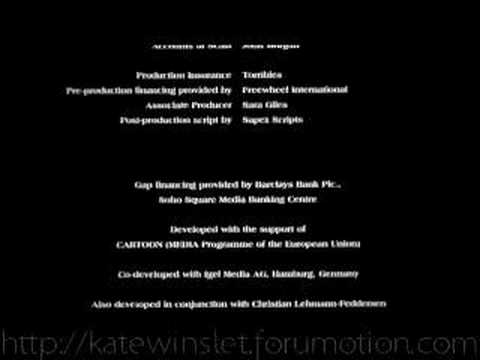 """A Christmas Carol - End Credits (Kate Winslet """"What If"""") - YouTube"""