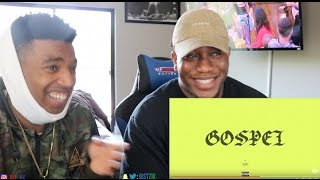 Rich Chigga x Keith Ape x XXXTentacion - Gospel (Prod. RONNYJ)- REACTION