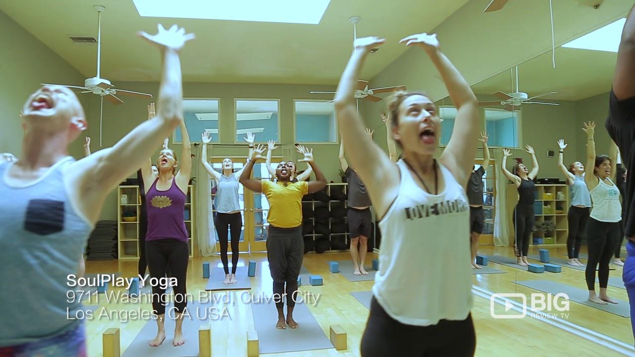 Soulplay Yoga Los Angeles Bronze Youtube
