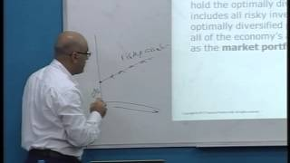 2-Risk and Return: The Capital Market Theory