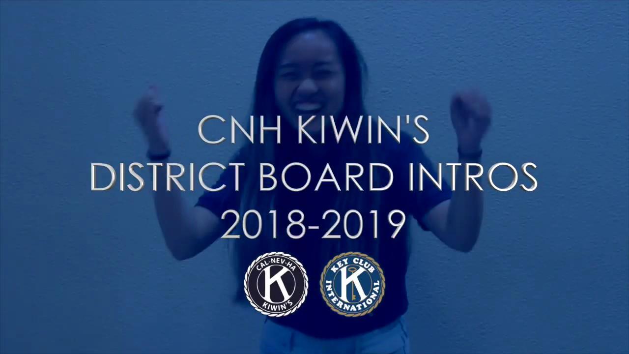 NEW MEMBERS | CNH KIWIN'S