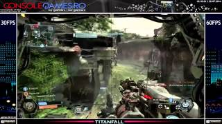TITANFALL | XBOX ONE | Stream Test 30FPS - 60FPS (twitch rip)