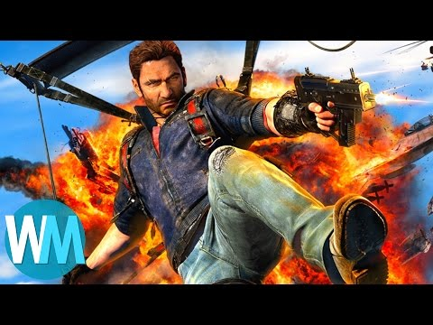 Top 10 Games With The Best Destruction!