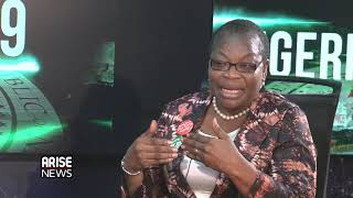 Oby Ezekwesili- Running in the presidential race to WIN and not just to make a statement