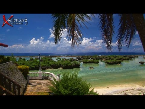 Rota Island, West Pacific.