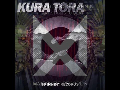 Kura vs  Blasterjaxx Tora vs  Heart starts to Beat Left4_REd Mashup