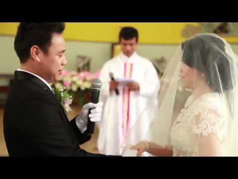 THE WEDDING OF ABE + VIVI Part 1