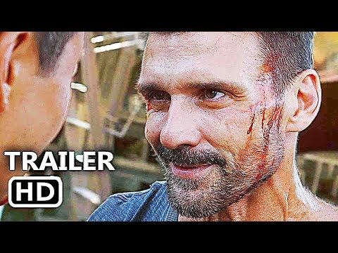 WOLF WARRIOR 2  2017 Frank Grillo Action Movie HD