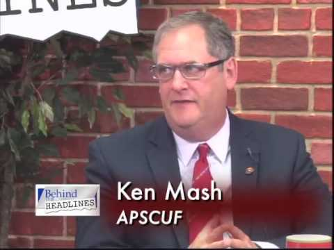 Behind the Headlines August 31, 2015 Susquehanna Valley Center for Public Policy