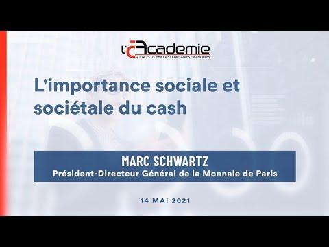 Les Entretiens de l'Académie : Marc Schwartz