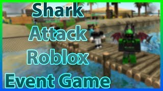Shark Attack | Roblox LiveOps / Developer Events | This Week on Roblox Event