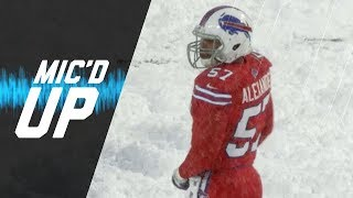 Lorenzo Alexander Mic'd Up vs. Colts