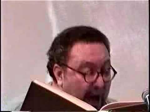 Alex Caldiero Reads Ginsberg's Moloch