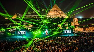 Armin van Buuren live at FSOE 500 (The Great Pyramids Of Giza, Egypt) 🇪🇬 (September 15, 2017)