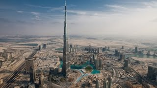 Top Ten FACTS about the Burj Khalifa!