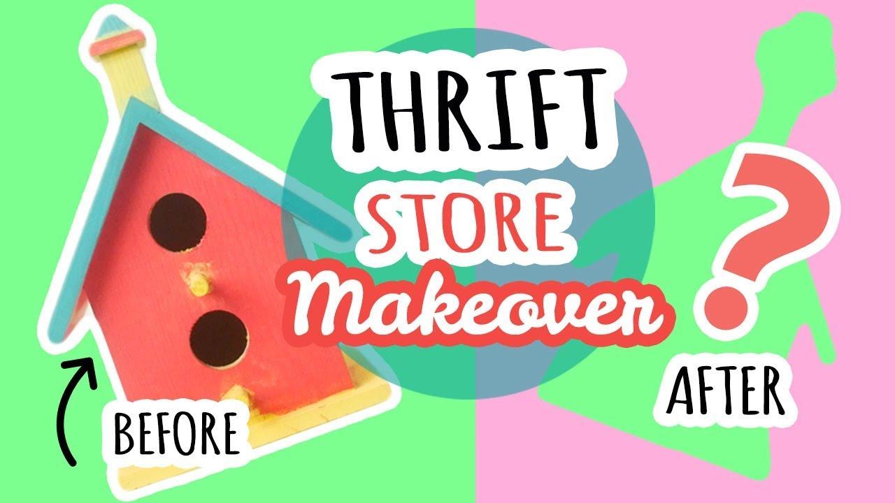83e0a8857 Thrift Store Makeover #1. Moriah Elizabeth