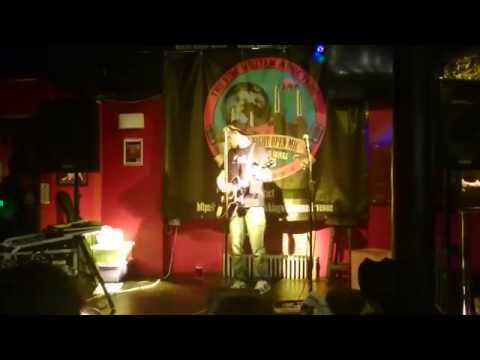 Folsom Prison - Jay Burleigh Live King William IV Pimlico London!