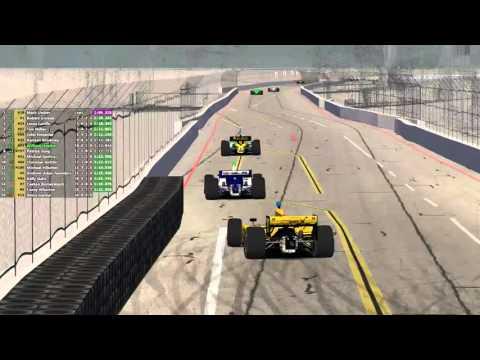 [TV1 / Pure Sound] Classic Indycar Series | Round 2: Long Beach