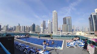 Radisson Blu Hotel, Dubai Canal View - отель в центре Дубая, рядом с Бурдж-Халифа