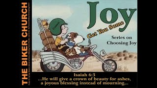 Part 1 Choose Joy