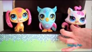 Littlest Pet Shop - Totally Talented Demo
