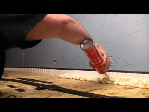 Creating Hill Using Expanded Foam Youtube