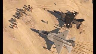 Pakistan JF17 and  F16 shoot down enemy spying planes - WarLog #4 GTA5
