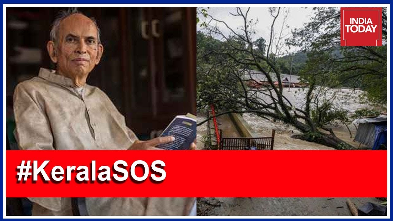 Why Kerala Is Facing The Wrath Of Nature : Madhav Gadgil Speaks To Rajdeep