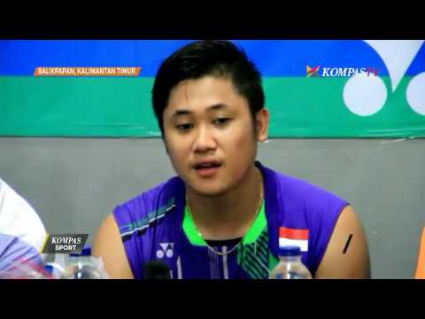 Diduetkan Dadakan, Kevin Sanjaya/Wahyu Nayaka Tampil Juara