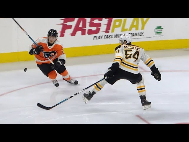 Konecny, Giroux tally gorgeous goals in overtime victory