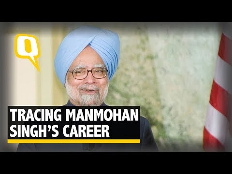 On His Birthday, A Look at Dr Manmohan Singh's Life