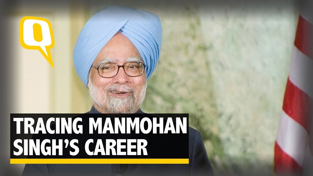 on his birthday a look at dr manmohan singh s life the quint