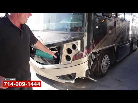 Fleetwood Pace Arrow Collision Repair