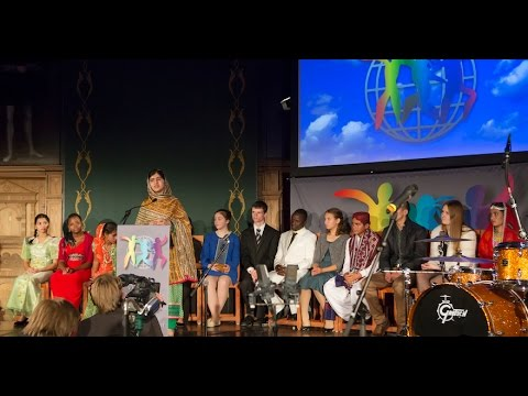 The World's Children's Prize Ceremony 2014 (59'40)