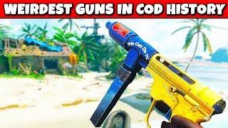 WEIRDEST GUNS in COD HISTORY