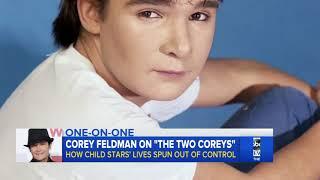 Corey Feldman wants to expose alleged predators in Hollywood