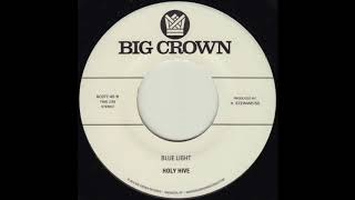 Holy Hive - Blue Light - BC077-45 - Side B