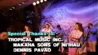 End credits-Kaulana Na Pua