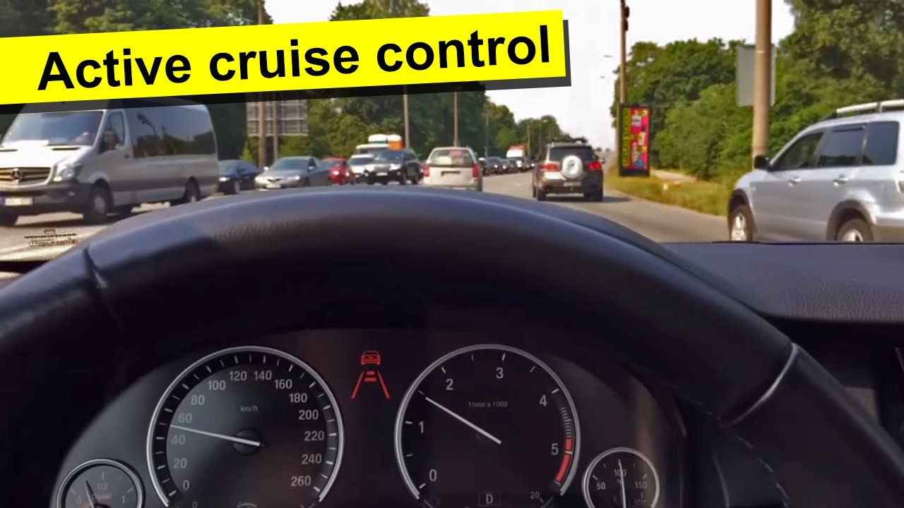 Active Cruise Control Bmw F10 How It Works
