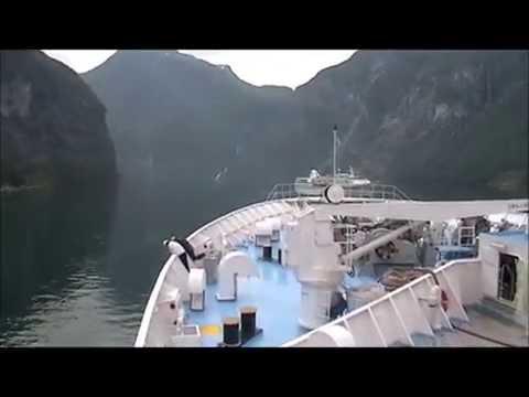 Thomson Spirit,Arctic Affair 2014