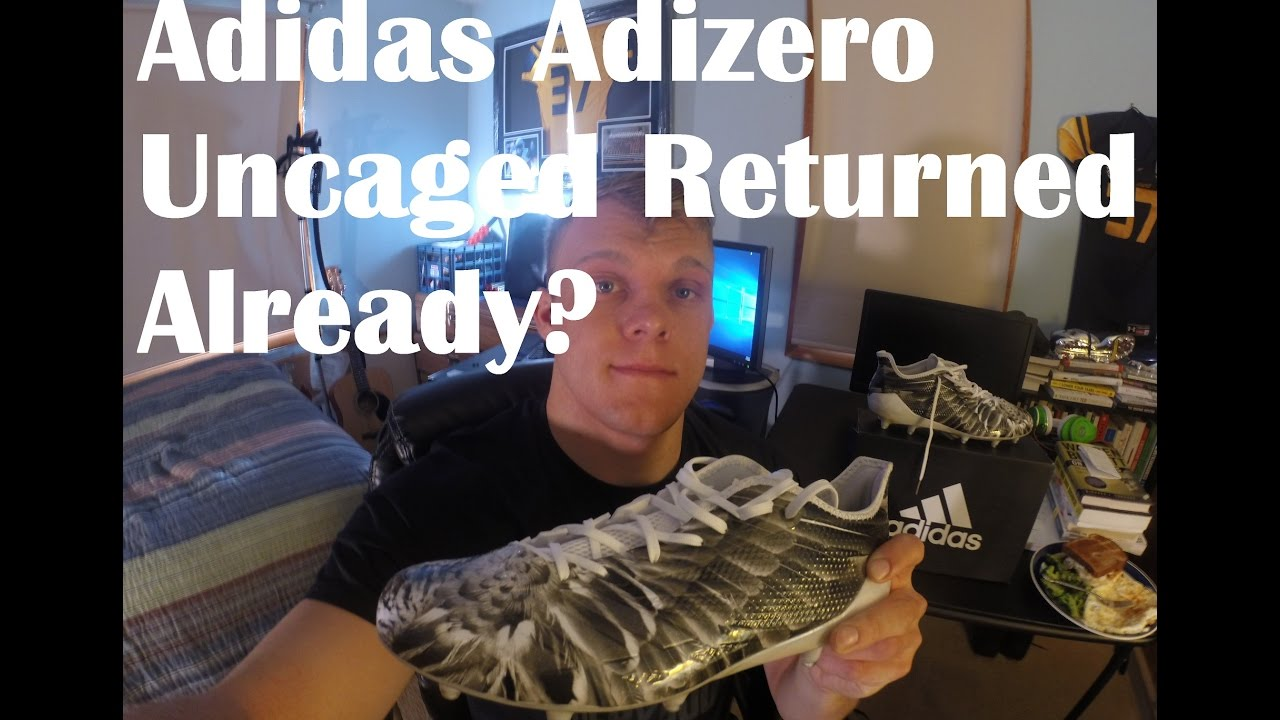 on sale 40ee5 ab48e Why I Already Returned My Adidas Adizero 5 Star 6.0 Uncaged Cleats