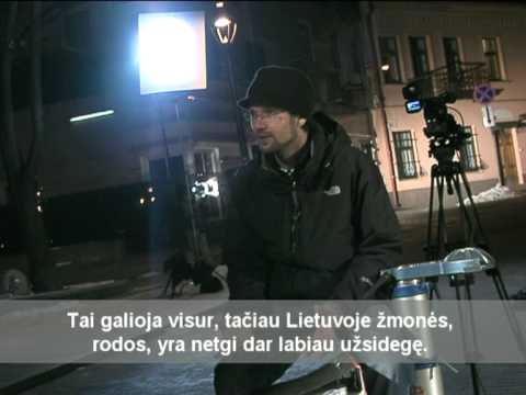 Portrait of a Danish Filmmaker in Lithuania