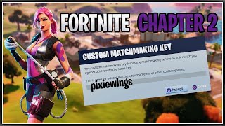 🔴 (NA-EAST) CUSTOM MATCHMAKING SOLO/DUO FORTNITE LIVE / PS4,XBOX,PC,MOBILE,SWITCH