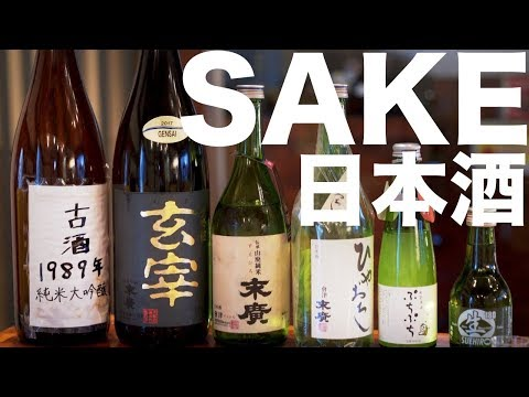 How to Drink Sake Like a Pro