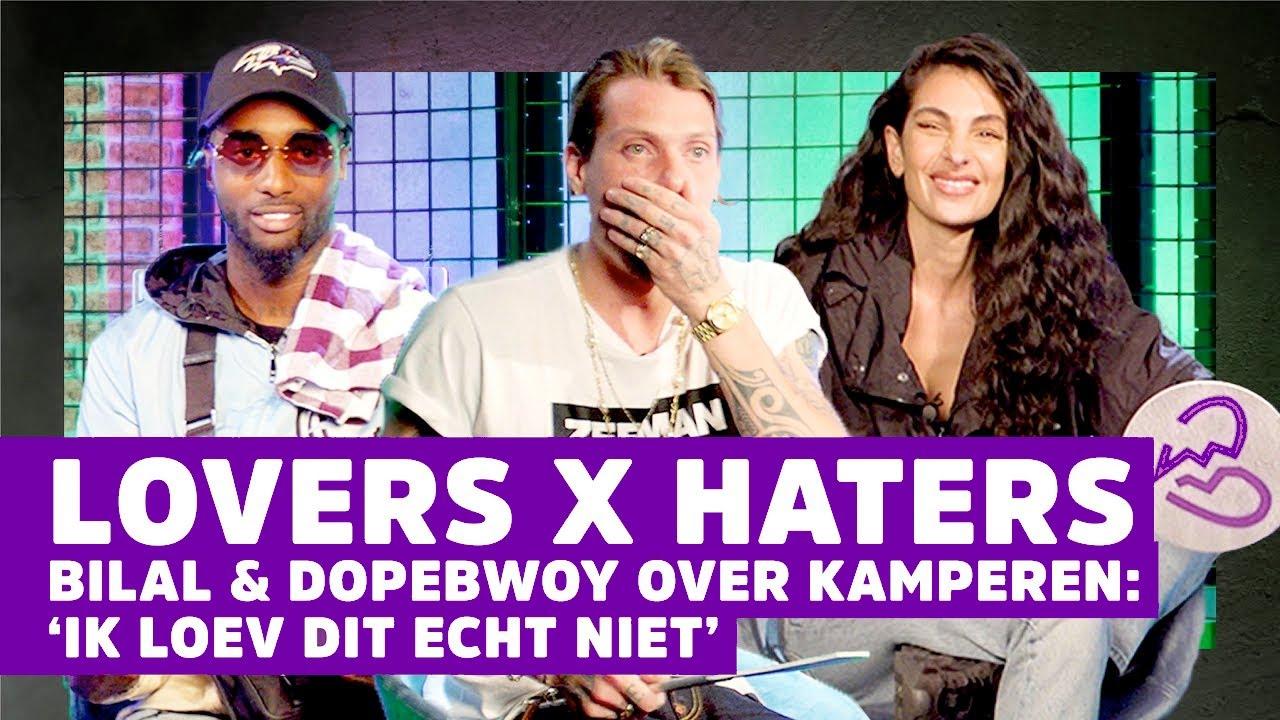 Zijn TONY JUNIOR, JUULTJE EN SYLVANA Lovers of Haters van CHATEAU MEILAND? | LOVERS X HATERS